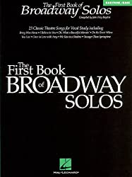 The First Book of Broadway Solos: Baritone