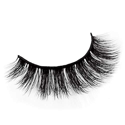 Luckhome 5 Paar 3D Natürliche Dicke Falsche Wimpern Wimpern Makeup Extension Gesundheit Und SchöNheitDIY Dekoration Hohe Qualität (A)