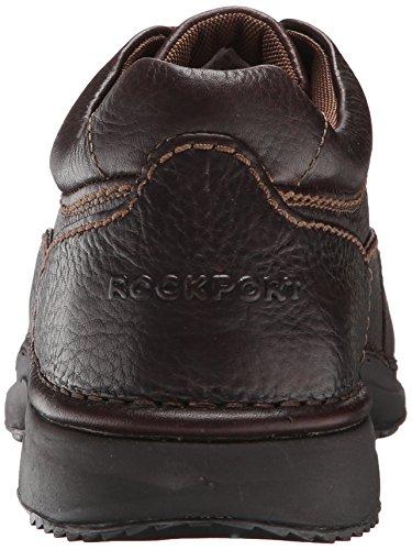 Rockport  Encounter, Chaussures à lacets et coupe classique homme Marron - Dk Brn
