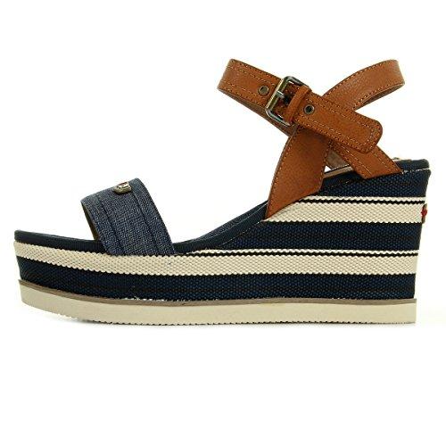 wrangler-wl171661-zapatos-de-cuna-mujer-blue-36