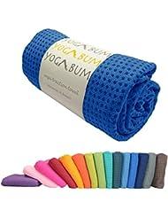 Yogabum klassische Kollektion Anti-Rutsch Yoga-Matte Handtuch