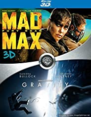 Mad Max Fury Road and Gravity (3D)
