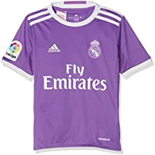 adidas JSY Y Camiseta 2ª Equipación Real Madrid CF 2015 16 c4303dab3e6f6