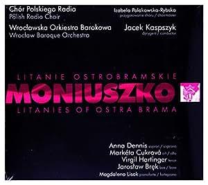 Stanisław Moniuszko: Litanie ostrobramskie [CD]