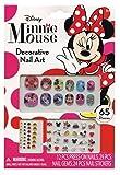 Disney Minnie Mouse Bowtique 65 Piece Decorative Nail Art Kit by Disney