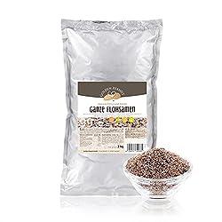 Golden Peanut ganze indische Flohsamen 99% Reinheit 3000 GR