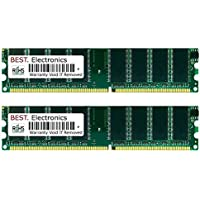 2GB Kit (2x 1GB)  Sony VAIO PCV-RS300 Series (2 DIMM sockets) memoria ram adatto anche per ...