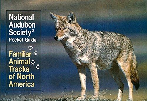 National Audubon Society Pocket Guide: Familiar Animal Tracks of North America