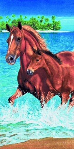 cavalli-in-the-water-brasiliano-7620-x-60-cm-x-15240-30-asciugamano-da-mare-in-velours