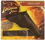Rubies - Cinturón, pistola y pistolera de Indiana Jones