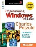 Programming Windows®, Fifth Edition (Microsoft Programming Series)