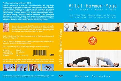 Hormon-Yoga / Die Videofibel Vitalhormonyoga (Spieldauer 320 min.)