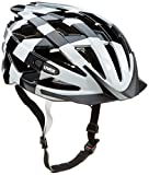Uvex Kinder air Wing Helm, Black-White, 52-57 cm
