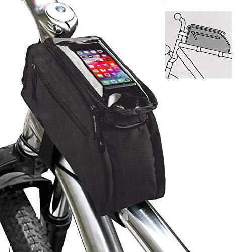 TCM Tchibo Fahrrad Rahmentasche Tasche Fahrradtasche Bicycle Frame Bag