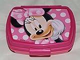 Minnie Mouse Rosa Sandwich-Box