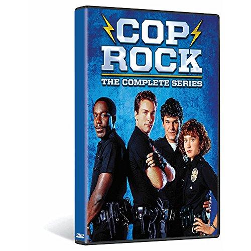 COP ROCK: COMPLETE SERIES - COP ROCK: COMPLETE SERIES (3 DVD)