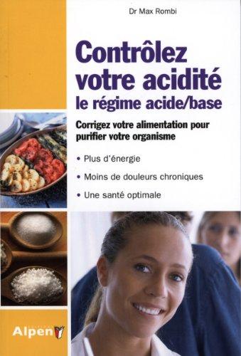Contrlez votre acidit