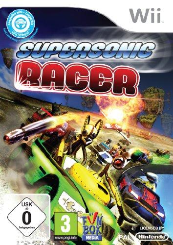 Preisvergleich Produktbild Supersonic Racer - [Nintendo Wii]