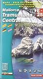 Tramuntana (Mallorca) Central Wanderkarte 1 : 25 000 -