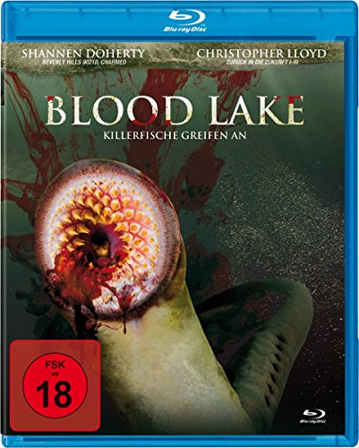 Blood Lake-Killerfische Greifen An [Blu-ray]