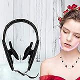 Beauty Instrument TAOtTAO Gesicht heben Wangengurt Band Strap V-Line abnehmen Kinn schlanke Maske Gesicht Form (Schwarz)