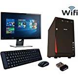 ROLLTOP™ Assembled Desktop Computer |INTEL CORE 2 DUO 2.9 GHZ Processor |G 31 FRONTECH/ZEBRONICS Motherboard |Consistent 15 Inch LED Monitor |2 GB RAM | 250 GB Hard Disk| INTEX/FRONTECH Cabinet | FRONTECH Keyboard Mouse | Mini Wi Fi USB Adaptor | Wi