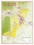 Carte des vins de Meursault
