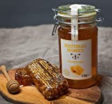 Wildflower Polyflora Honey 1 Kg - Collected in Romania - Unfiltered, Unpasteurized, Raw