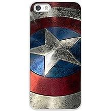 Capitán América Apple iPhone 6/6S Funda–Envío Gratuito, compatible con Apple iPhone 6