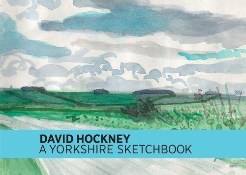 By David Hockney - A Yorkshire Sketchbook