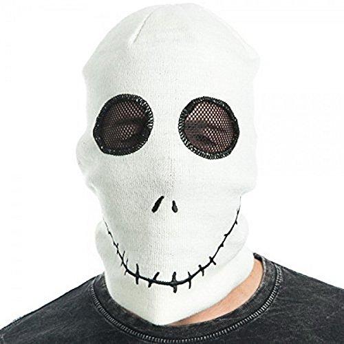Nightmare Before Christmas Jack Ski Mask