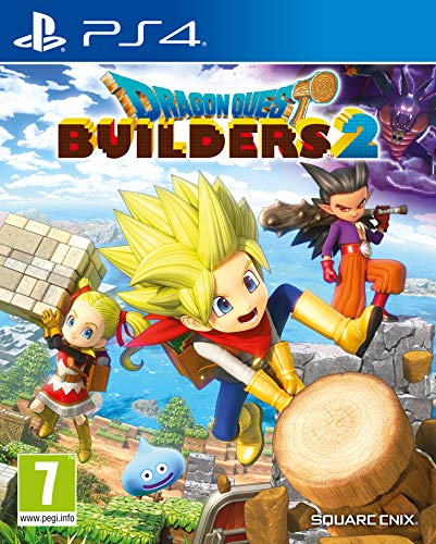 Dragon Quest: Builders 2 PS4 [Importación inglesa]
