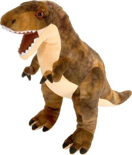 Wild Republic 15488 - Dinosauria Plüsch T-Rex, 25 cm