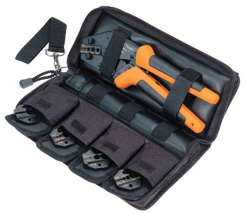Paladin Werkzeuge pa4802CrimpALL 8000Series-Crimper Broadcast Kit Broadcast-kit