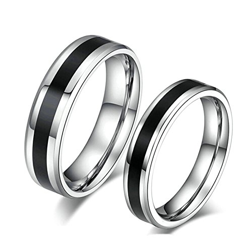 Daesar Wedding Bands Engraved Rings for Women and Men for sale  Delivered anywhere in Ireland