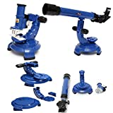 #5: Emob 2 in 1 Telescope & Microscope Set Science Nature Educational Astronomy Learning Kids Toy