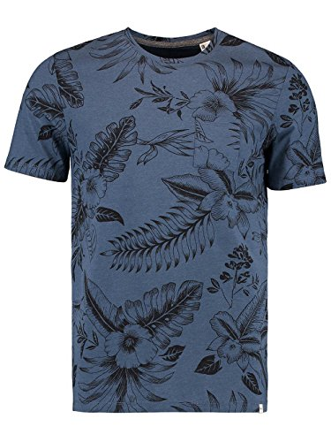 Herren T-Shirt O'Neill Yardage T-Shirt blue aop