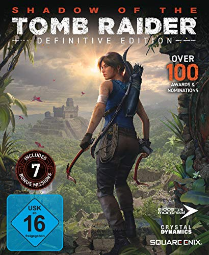 Shadow of the Tomb Raider: Definitive Edition   PC Code - Steam