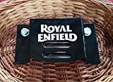 #7: Royal Enfield Front Crown Plate (Black)