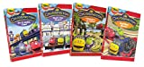 Chuggington Collection Volume 2 (Its Training Time! / Thats the Ticket! / Chuggers on Safari / Rattling Rivets) (4 Pack)