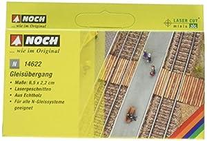 NOCH - Juguete de modelismo ferroviario N Escala 1:148 (14622)