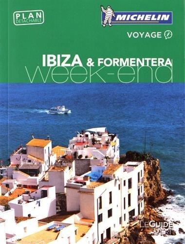 Descargar Libro Guide Vert Week-End Ibiza & Formentera Michelin de Michelin