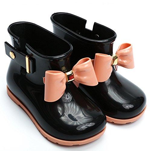 Melissa Shoes Mini Sugar Rain Bow 22/23 Black Contrast