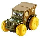 Mattel BGF17 - Disney Pixar Cars - Hydro Wheels Fahrzeug - Sarge [UK Import]