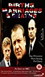 Births, Marriages and Deaths [VHS] [UK Import]