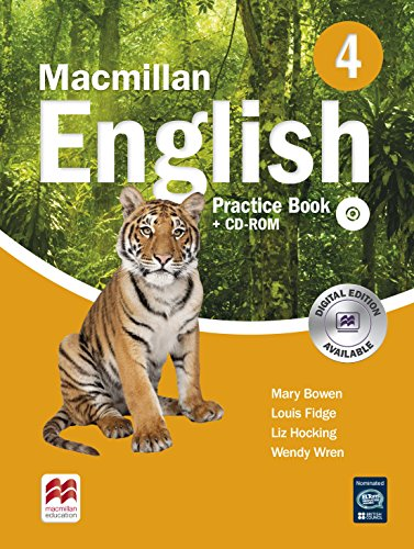 MACMILLAN ENGLISH 4 Practice Pk - 9780230434592