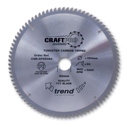 TREND CSB/AP30096 300 X 96 TEETH X 30 CRAFT SAW BLADE