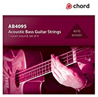 chord AB4095 Acoustic Bass String Kit