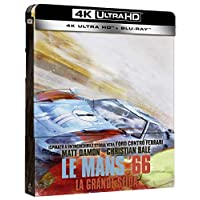 Le Mans 66 - Ford Vs Ferrari Steelbook