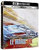 Le Mans 66 - Ford Vs Ferrari Steelbook (Limited Edition) (2 Blu Ray)